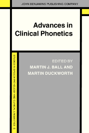 image of Advances in Clinical Phonetics