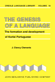 image of The Genesis of a Language
