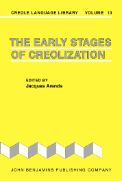 image of The Early Stages of Creolization
