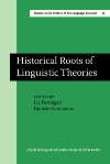 image of Historical Roots of Linguistic Theories