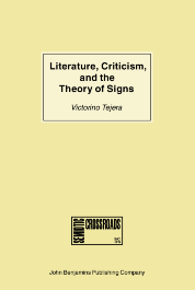 image of Literature, Criticism, and the Theory of Signs