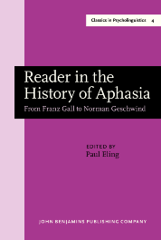 image of Reader in the History of Aphasia