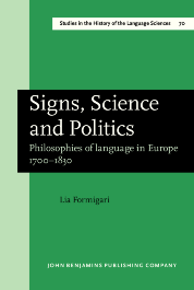 image of Signs, Science and Politics