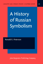 image of A History of Russian Symbolism