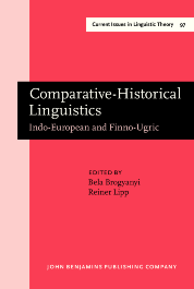 image of Comparative-Historical Linguistics