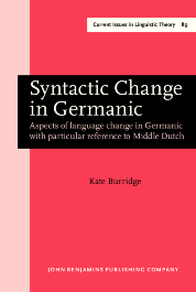 image of Syntactic Change in Germanic
