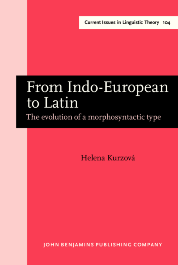 image of From Indo-European to Latin
