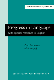 image of Progress in Language