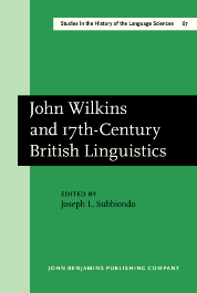 image of John Wilkins and 17th-Century British Linguistics