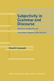 image of Subjectivity in Grammar and Discourse