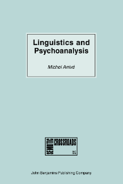 image of Linguistics and Psychoanalysis