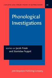 image of Phonological Investigations