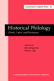 image of Historical Philology