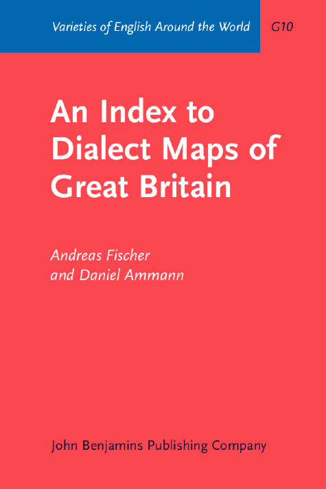 image of An Index to Dialect Maps of Great Britain