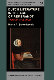 image of Dutch Literature in the Age of Rembrandt