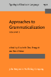 image of Approaches to Grammaticalization
