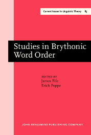 image of Studies in Brythonic Word Order