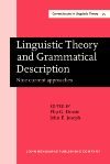 image of Linguistic Theory and Grammatical Description