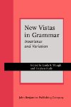 image of New Vistas in Grammar