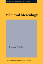 image of Medieval Mereology