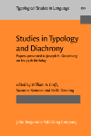 image of Studies in Typology and Diachrony