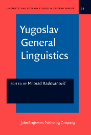 image of Yugoslav General Linguistics