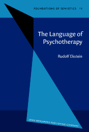 image of The Language of Psychotherapy