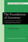 image of The Foundations of Grammar