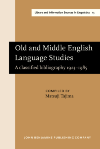 image of Old and Middle English Language Studies