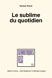 image of Le sublime du quotidien