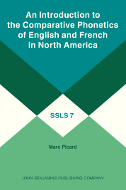 image of An Introduction to the Comparative Phonetics of English and French in North America