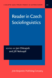 image of Reader in Czech Sociolinguistics