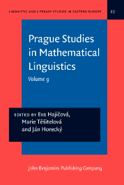 image of Prague Studies in Mathematical Linguistics