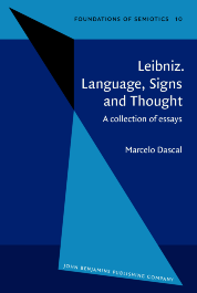 image of Leibniz. Language, Signs and Thought