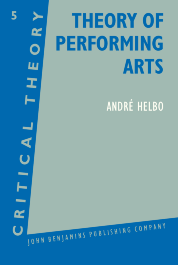 image of Theory of Performing Arts