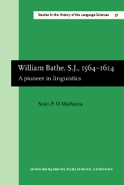 image of William Bathe, S.J., 1564–1614