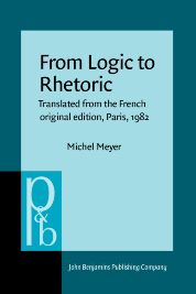image of From Logic to Rhetoric