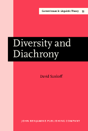 image of Diversity and Diachrony