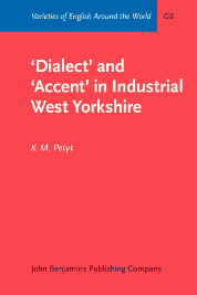 image of 'Dialect' and 'Accent' in Industrial West Yorkshire
