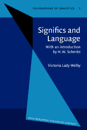 image of Significs and Language