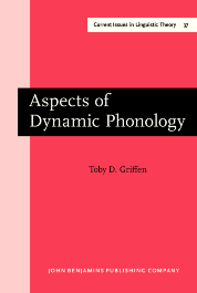 image of Aspects of Dynamic Phonology