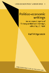 image of Politico-economic writings