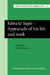 image of Edward Sapir – Appraisals of his life and work