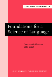 image of Foundations for a Science of Language