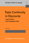 image of Topic Continuity in Discourse