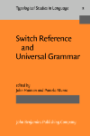 image of Switch Reference and Universal Grammar