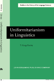 image of Uniformitarianism in Linguistics