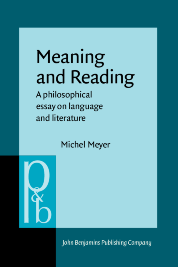 image of Meaning and Reading