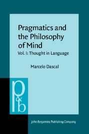 image of Pragmatics and the Philosophy of Mind