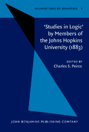 image of 'Studies in Logic' by Members of the Johns Hopkins University (1883)